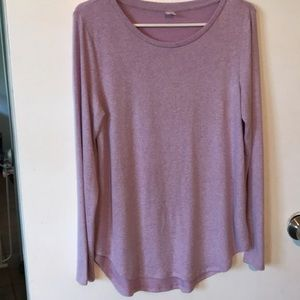 cute lilac sweater